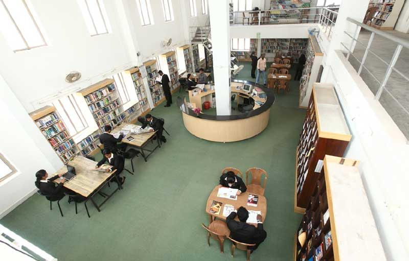 Trivandrum Campus MBA Library